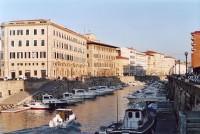 Notte Blu Livorno, libreria edison, biblioteca labronica,guastalla centro arte, galleria peccolo,